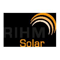 RIHM-Solar & Gebäudetechnik Logo