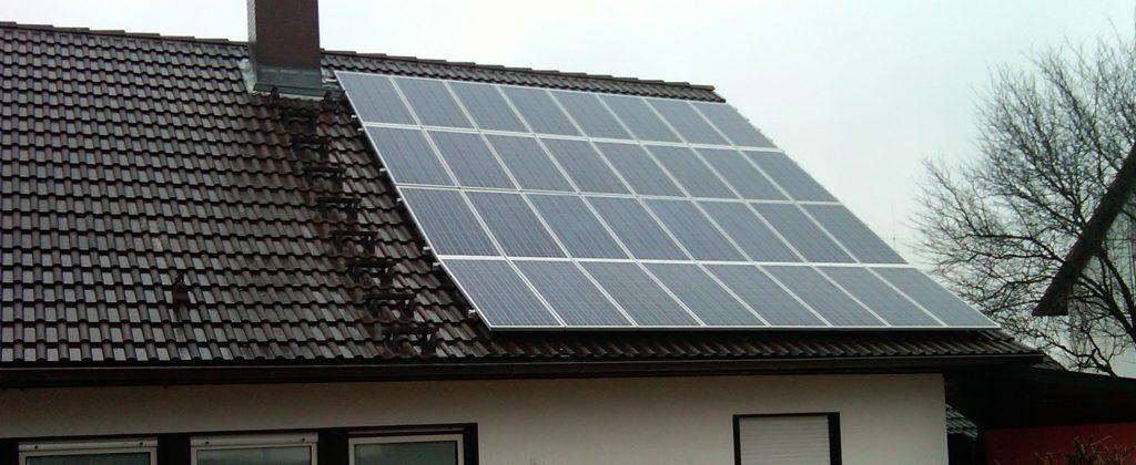 Referenzanlage von RIHM-Solar & Gebäudetechnik
