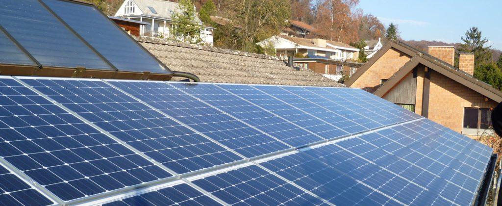 Referenz in Biel-Benken: RIHM-Solar & Gebäudetechnik